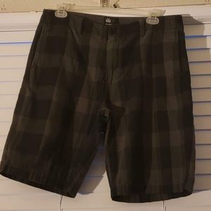 Men's Micros Plaid Shorts